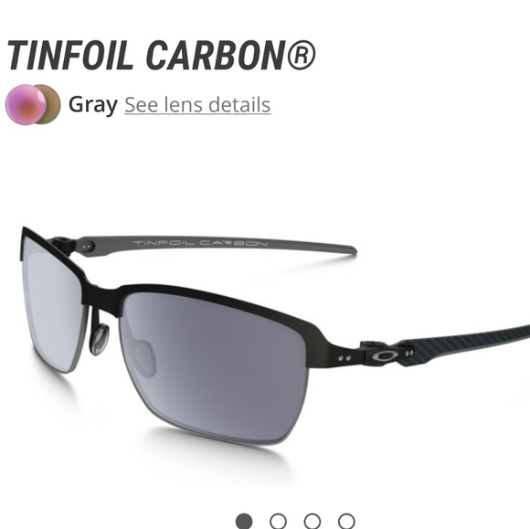 c191db68aa ... Oakley Tinfoil Carbon Sunglasses. M 5aa82c4f33162742227e6a1f